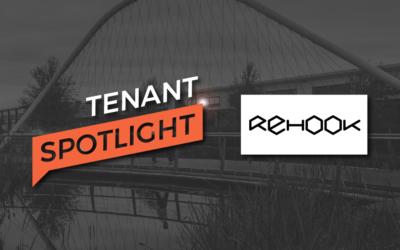 Tenant Spotlight: Rehook